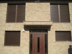 Rulouri exterioare casa în Cluj