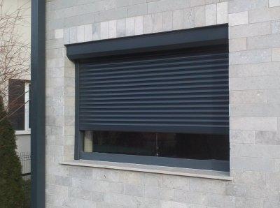 Rulou exterior aplicat - rulouri exterioare aplicate
